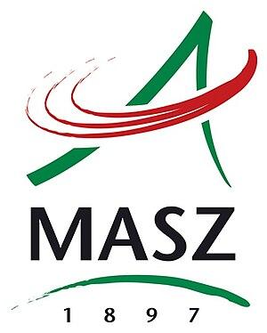 Hungarian Athletics Association - Image: Logo of Hungarian Athletics Association