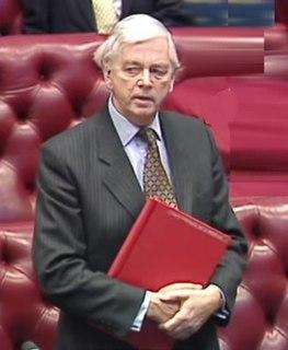 Donald Nicholls, Baron Nicholls of Birkenhead British lawyer and retired Law Lord (1933-2019)