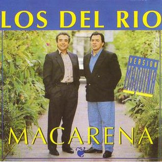 Macarena (song) - Image: Macarena Los Del Rio