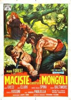 <i>Hercules Against the Mongols</i>