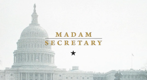 Madam Secretary (TV series) - Image: Madam Secretary (CBS) Logo