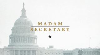 <i>Madam Secretary</i> (TV series) 2014 American political drama television series