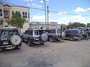 Las Anod - Shops in Las Anod.