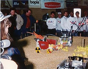 FIRST Robotics Competition - 1992: Maize Craze