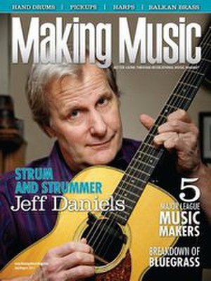 Making Music (magazine) - Image: Making Music Magazine cover