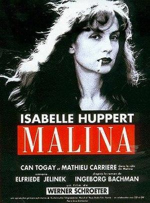 Malina (film) - Film poster