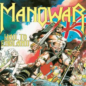 Hail to England - Image: Manowar Hailtoengland