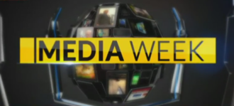 Mediaweek (Australia) - Title card of Mediaweek television program.
