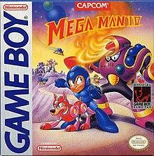 Mega Man IV (Game Boy)