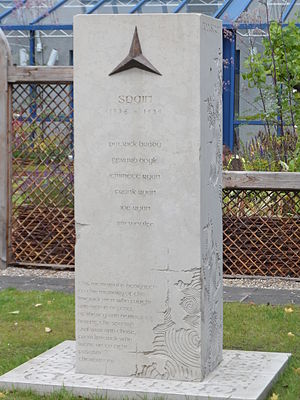 Connolly Column - Image: Memorial to Limerick International Brigade