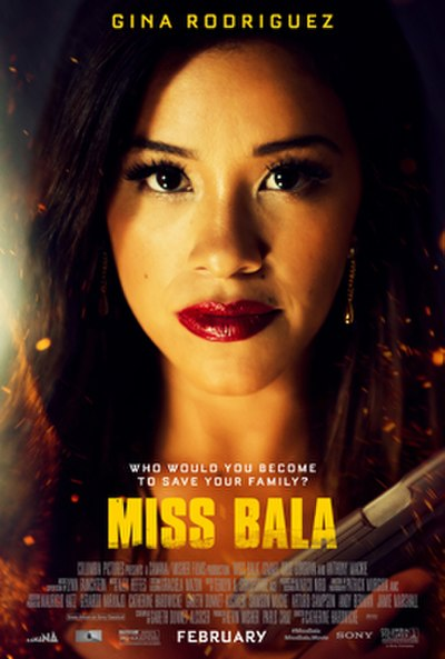 Picture of a movie: Miss Bala
