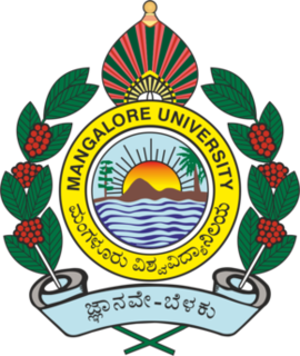 Mangalore University public university in Mangalore, Karnataka