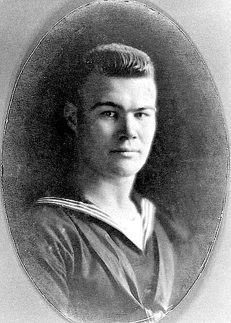 Moon Ducote - Ducote in the Navy, 1918