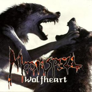 Wolfheart - Image: Moonspell Wolfheart front