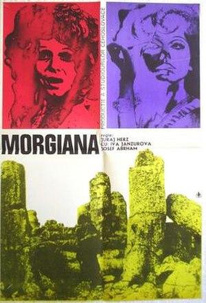 Morgiana (film) - Image: Morgiana 1972 film poster