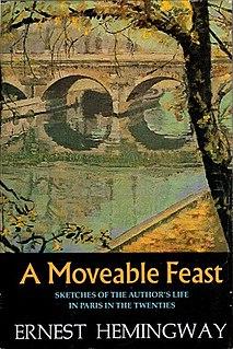 <i>A Moveable Feast</i>