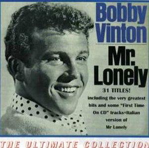Mr. Lonely (album) - Image: Mr Lonely