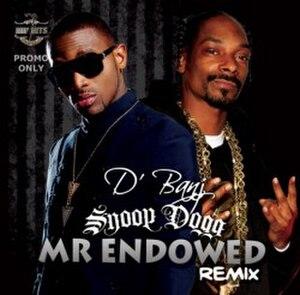 Mr Endowed - Image: Mr Endowed's Remix Cover art