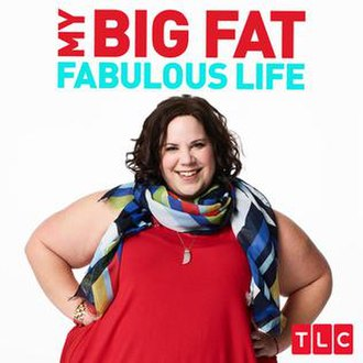 My Big Fat Fabulous Life - Image: My Big Fat Fabulous Life logo