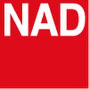 NAD Electronics - Image: NAD logo