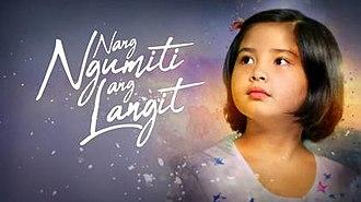 Nang Ngumiti ang Langit - Nang Ngumiti ang Langit official title card