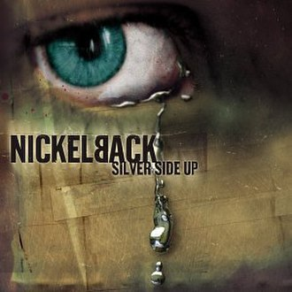 Silver Side Up - Image: Nickelback Silver Side Up CD cover
