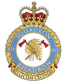 Image result for 421 Squadron