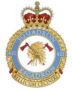 No. 421 Squadron RCAF