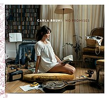 No Promises (Carla Bruni album) cover.jpg