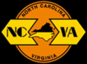 North Carolina and Virginia Railroad - Image: North Carolina and Virginia Railroad logo