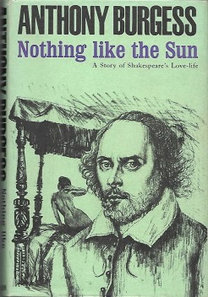 Nothing Like the Sun: A Story of Shakespeare's Love Life - First edition (Heinemann)