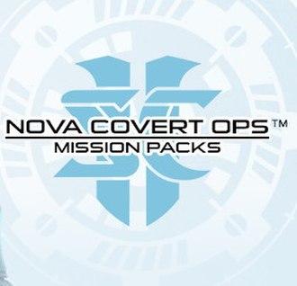 StarCraft II: Nova Covert Ops - Image: Nova Covert Ops Logo