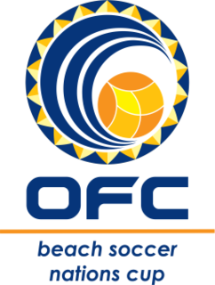 OFC Beach Soccer Nations Cup Football tournament