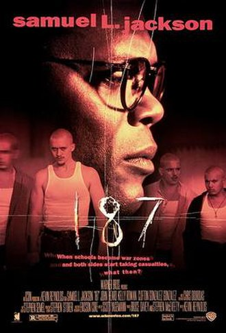 One Eight Seven - Theatrical release poster
