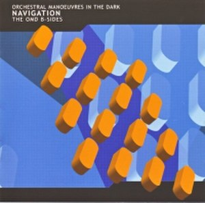 Navigation: The OMD B-Sides - Image: Orchestral Manoeuvres in the Dark Navigation album cover