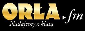 Anglo-Polish Radio - ORLA.fm logo since 2015