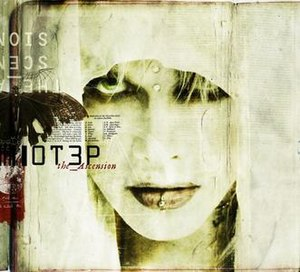 The Ascension (Otep album) - Image: Otep ascension