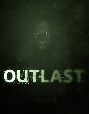 Outlast - Image: Outlast cover