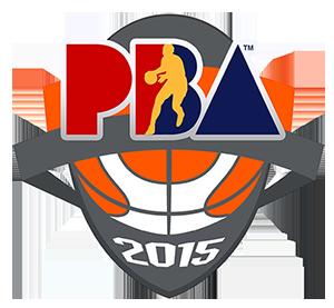 2014–15 PBA season - Image: PBA 2014 15 logo