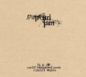 6/6/00 – Cardiff, Wales - Image: PJ6600cover