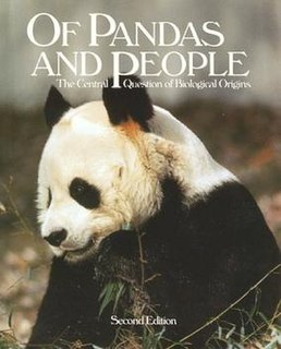 <i>Of Pandas and People</i> school-level textbook promoting intelligent design