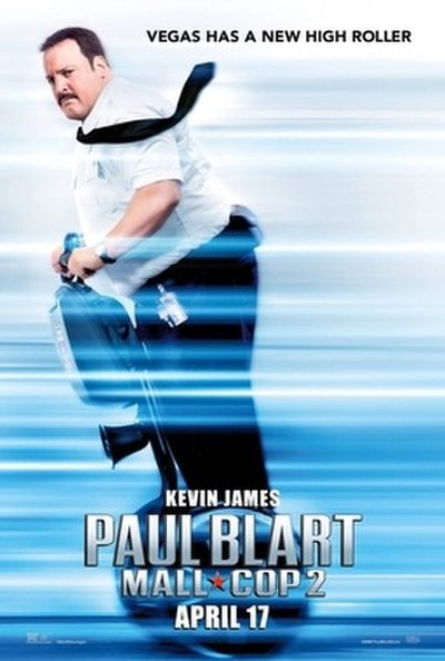 Picture of a movie: Paul Blart: Mall Cop 2