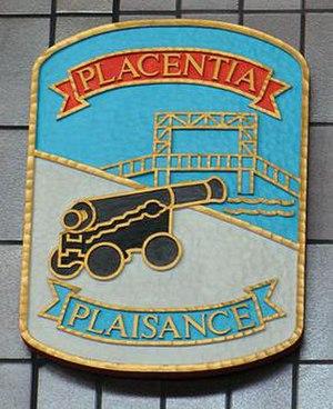 Placentia, Newfoundland and Labrador - Image: Placentia