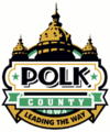 Official seal of Polk County
