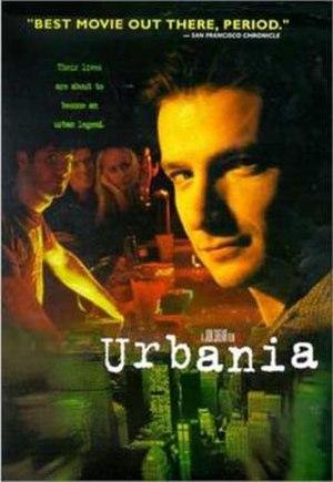 Urbania (film) - Image: Poster of the movie Urbania