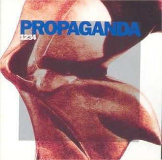 1234 (Propaganda album) - Image: Propaganda 1234