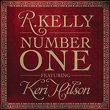 R. Kelly featuring Keri Hilson — Number One (studio acapella)