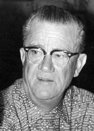 Ralph D. Foster - Foster c. 1956