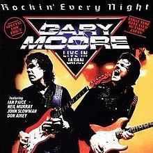 Rockin Every Night Live In Japan Wikipedia