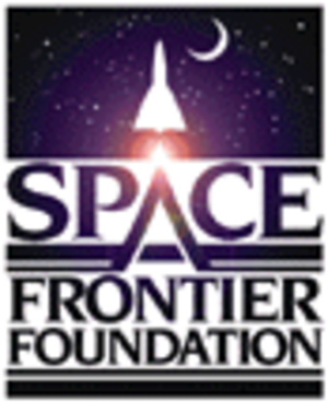 Space Frontier Foundation - Image: SF Sbannerlogo